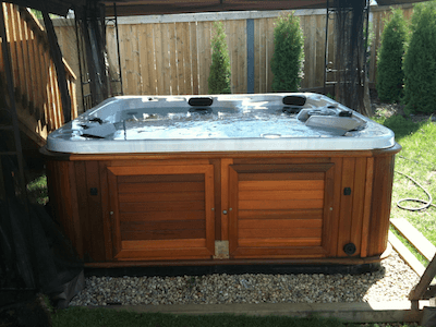 arctic-spas-hot-tub-Ten-Year-Old-Used-Hot-Tub-Still-Looks-Good